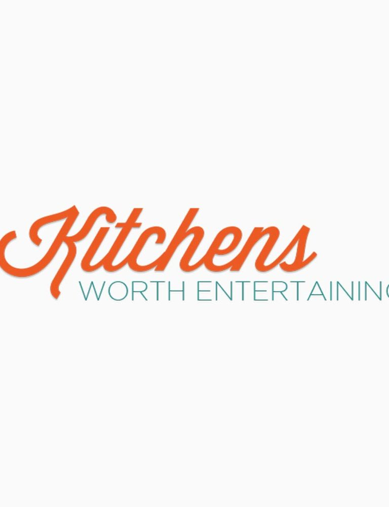 Kitchens Worth Entertaining Logo