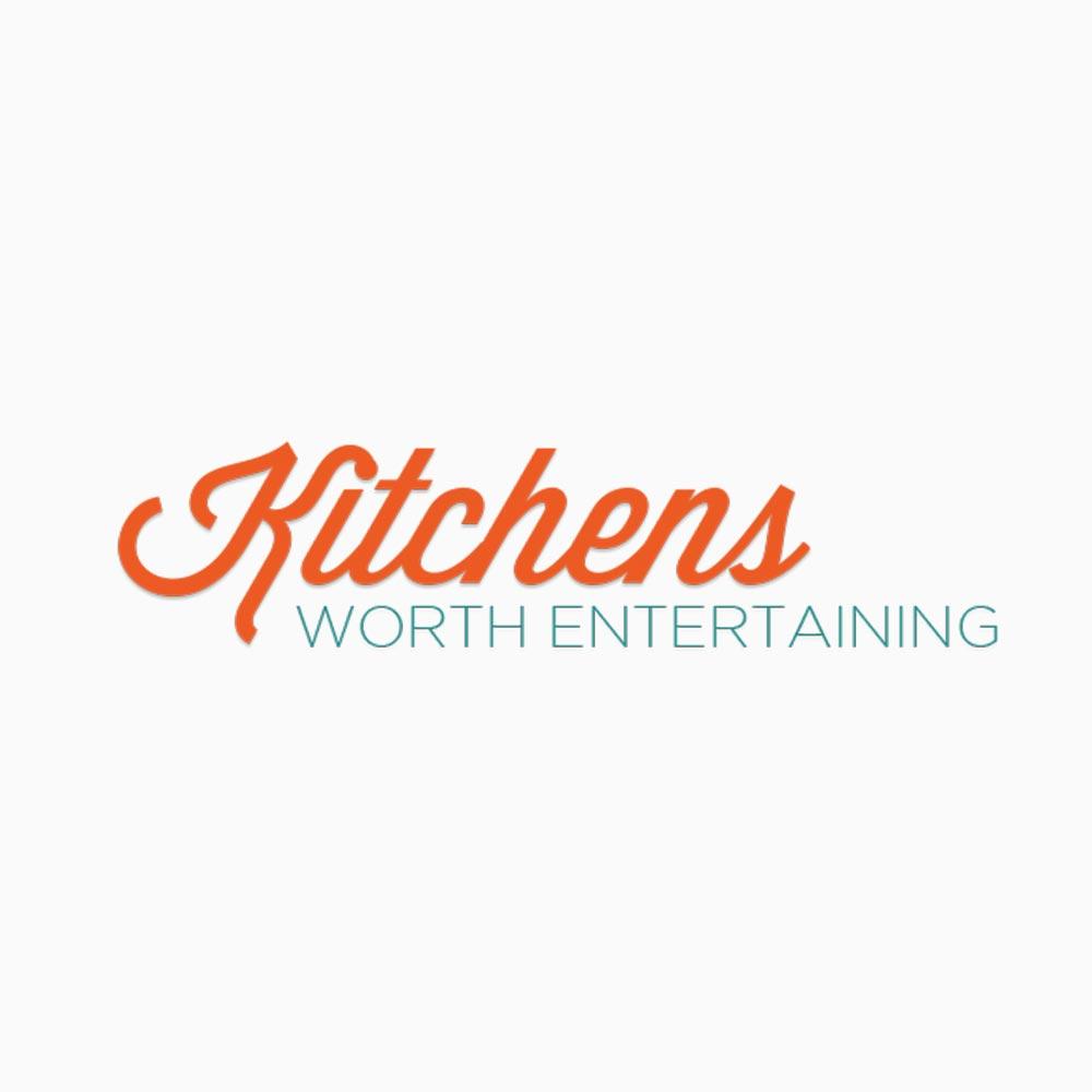 Kitchens Worth Entertaining Logo
