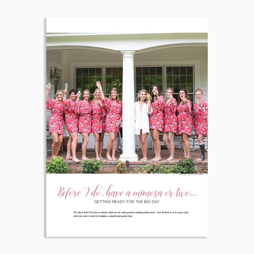 Best Bridal Magazine Contributor