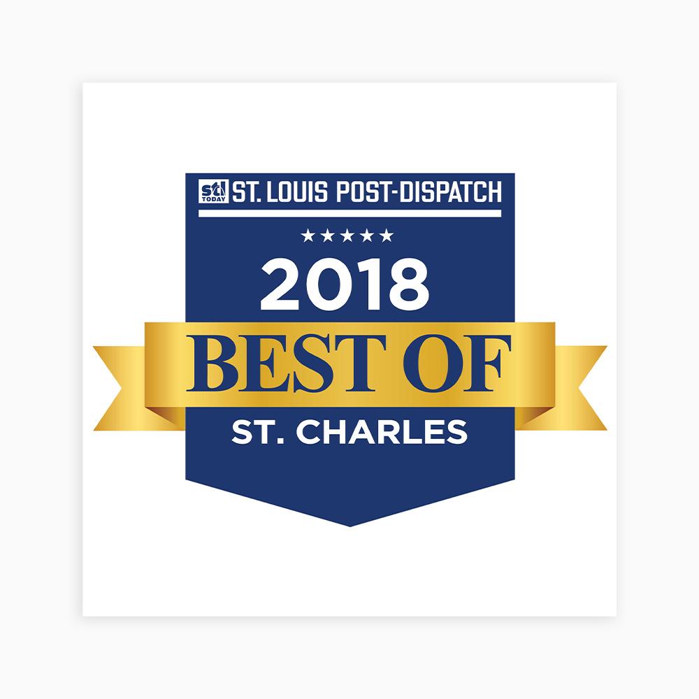 St. Louis Post Dispatch Best Of Logo