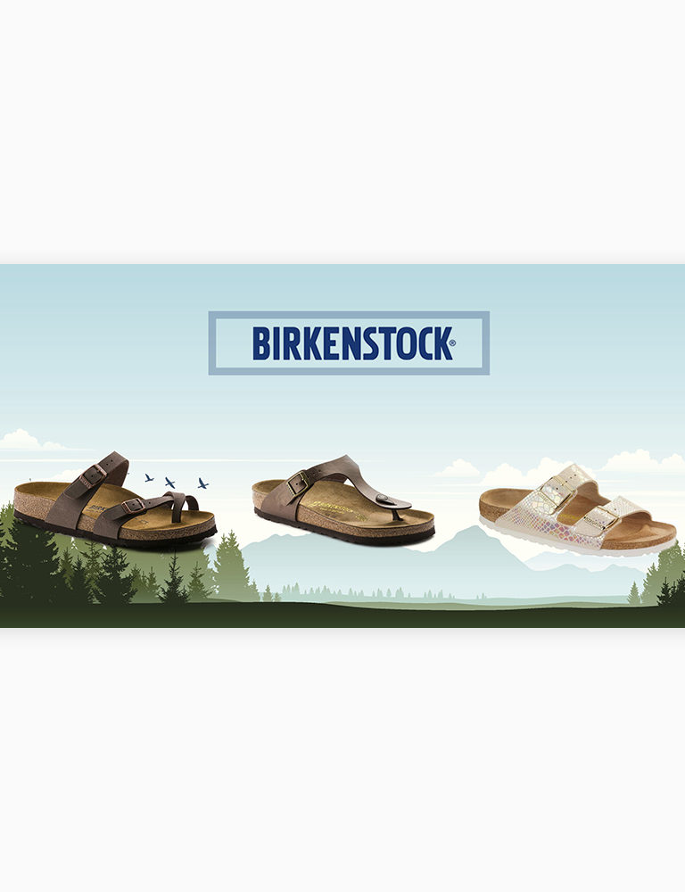 Birkenstock Digital Ad